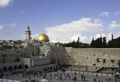 Mur des lamentations de Jérusalem