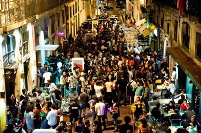Lisbonne est un endroit idéal pour faire la fête