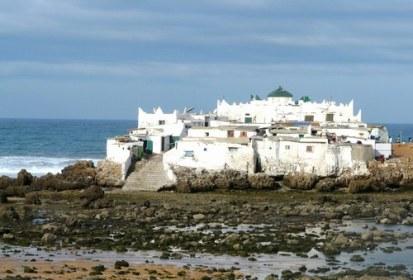 L'îlot de Sidi Abderraham