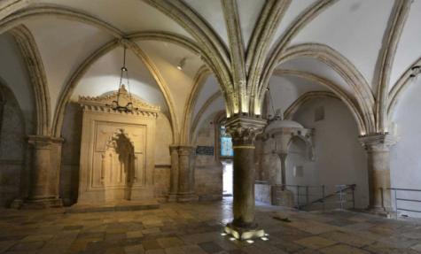 Le Cénacle de Jérusalem