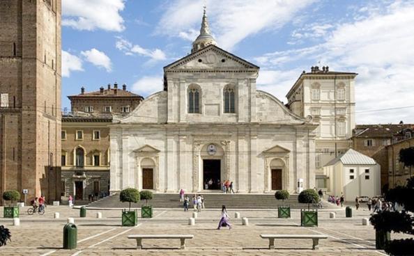 La cathédrale de Turin