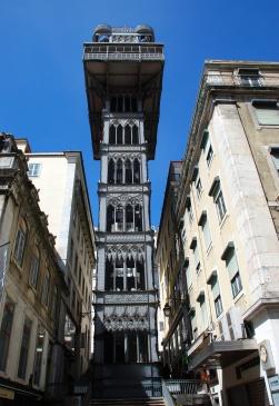 L'ascenseur de Santa Justa