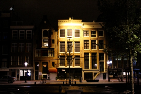 La sublime maison d'Anne Frank
