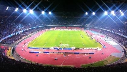 Le stade bouillant San Paolo du Napoli