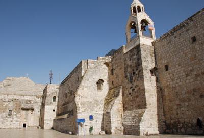 Basilique de la Nativité de Bethléem
