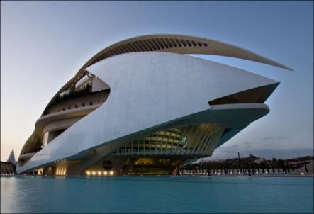 Le Palais des Arts de Valence