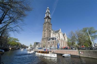 Le clocher de Westerkerk
