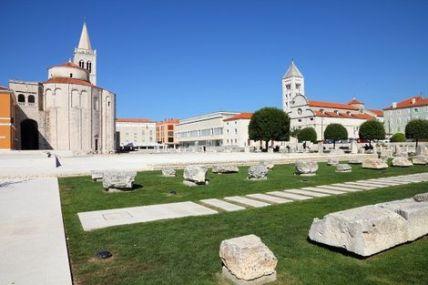 Forum Romain de Zadar