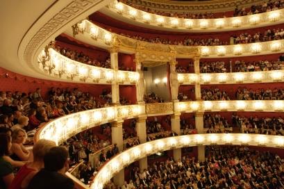L'Opéra d'Etat de Bavière