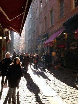 Promenez-vous dans le vieux Lyon