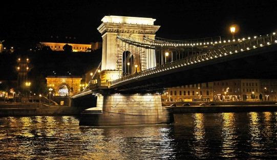 La pont des Chaines