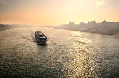 Toute la beauté du Danube