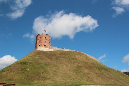 La tour de Gedimas