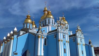 Les églises Orthodoxes, très présentes dans le pays